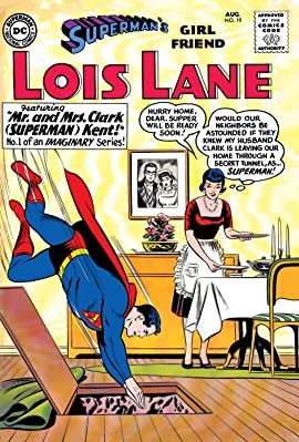 Superman's Girl Friend Lois Lane (1958-1974) #19