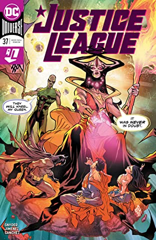 Justice League (2018-) No.37