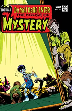 House of Mystery (1951-1983) #191