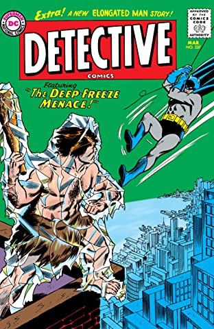 Detective Comics (1937-2011) #337