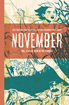 November Book Two Vol. 2