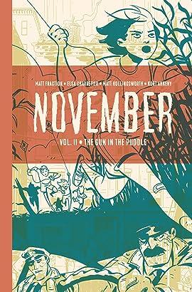 November Book Two Vol. 2