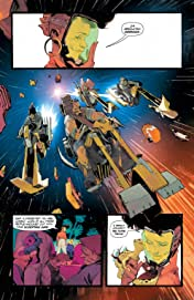 Space Bandits Tome 1