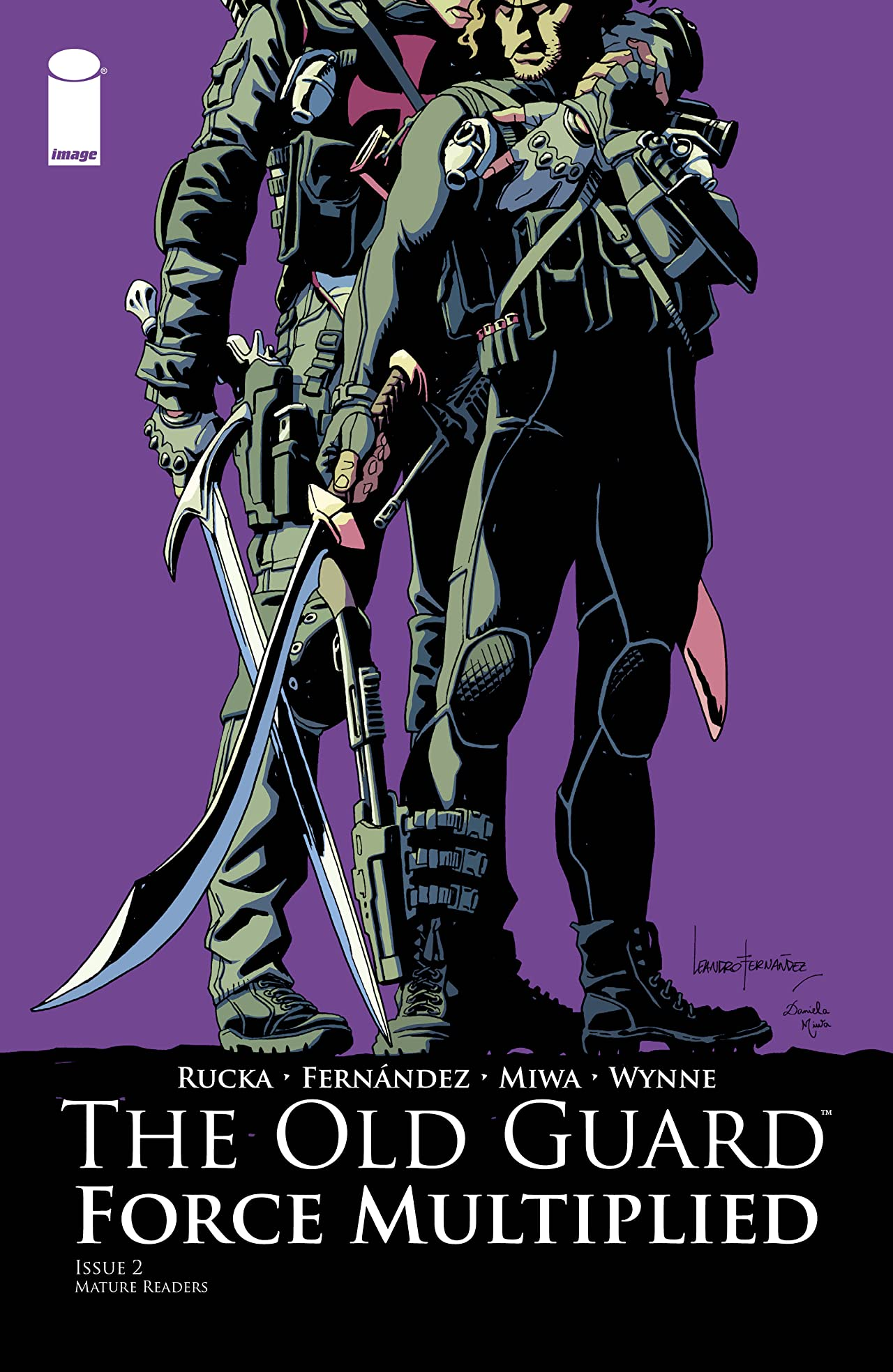 The Old Guard: Force Multiplied No.2