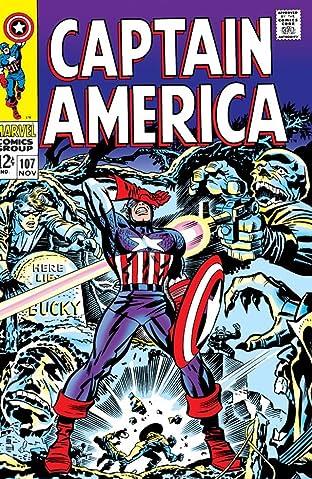 Captain America (1968-1996) No.107