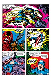Captain America (1968-1996) #107