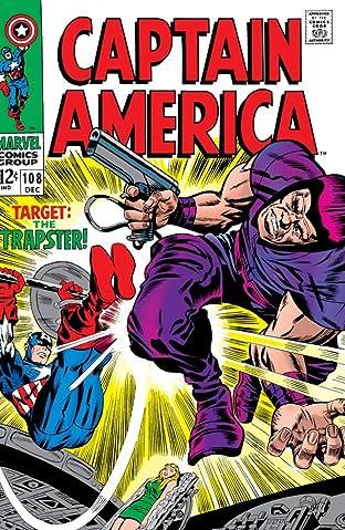 Captain America (1968-1996) No.108