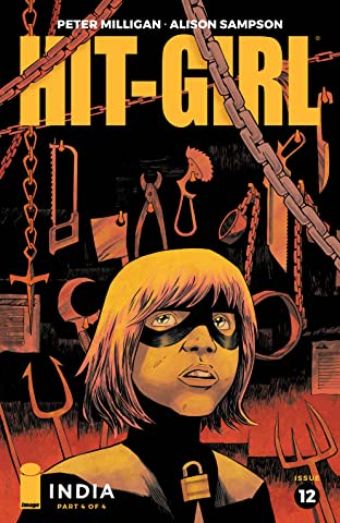 Hit-Girl Season Two No.12