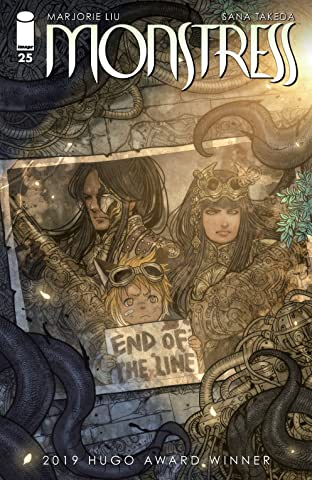 Monstress No.25