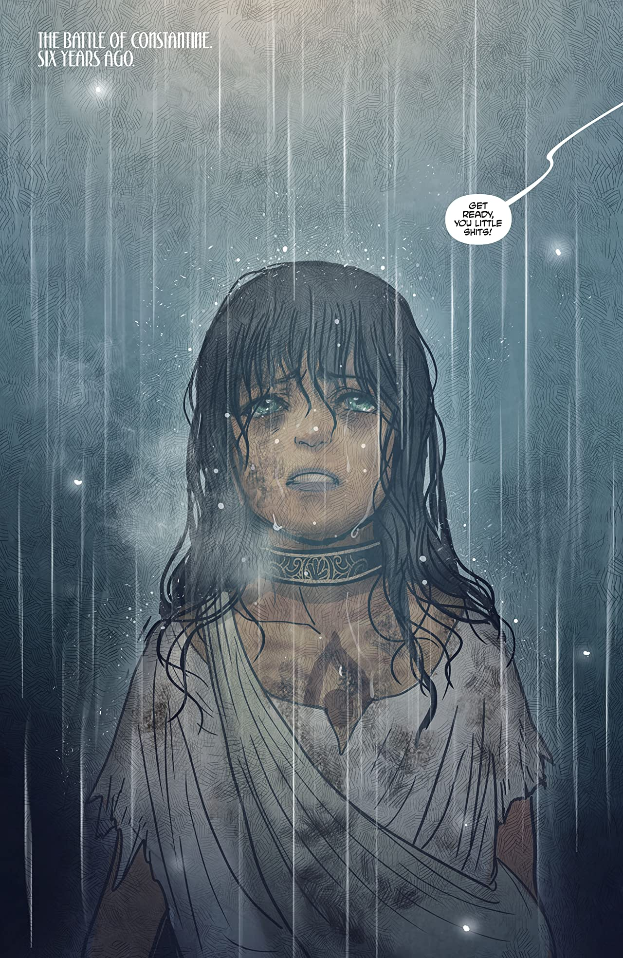 Monstress #25