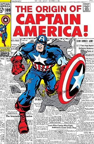 Captain America (1968-1996) No.109