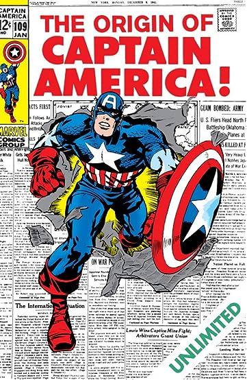 Captain America (1968-1996) #109