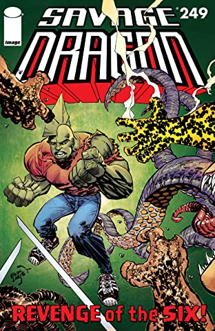 Savage Dragon #249