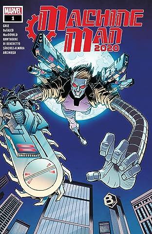 2020 Machine Man No.1 (sur 2)