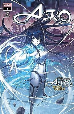 Aero (2019-) #8