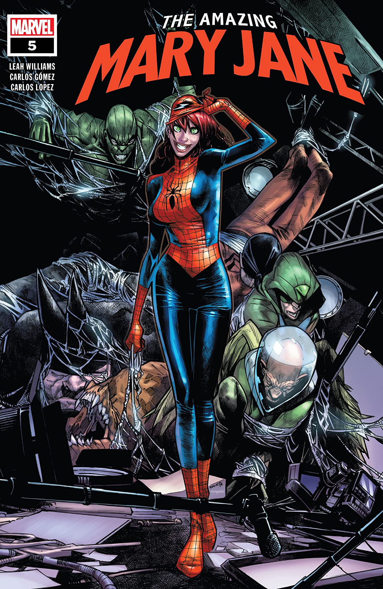Amazing Mary Jane (2019-) No.5