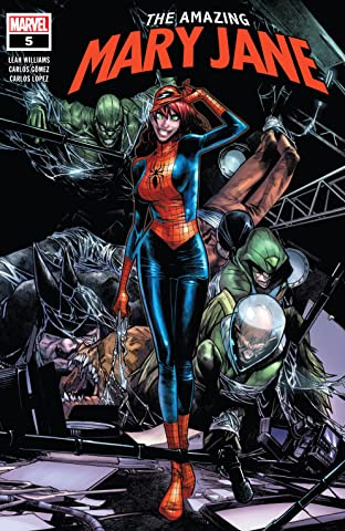 Amazing Mary Jane (2019-) #5