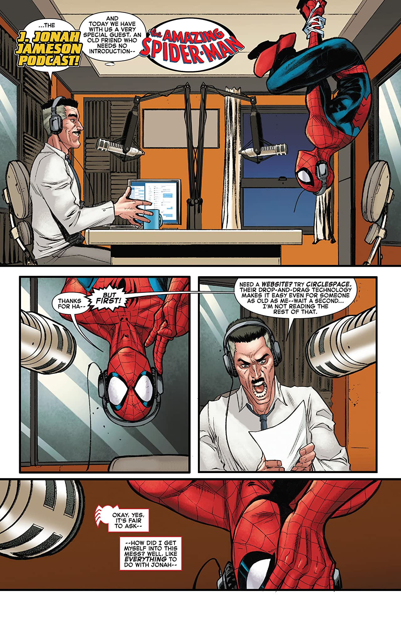 Amazing Spider-Man (2018-) #39