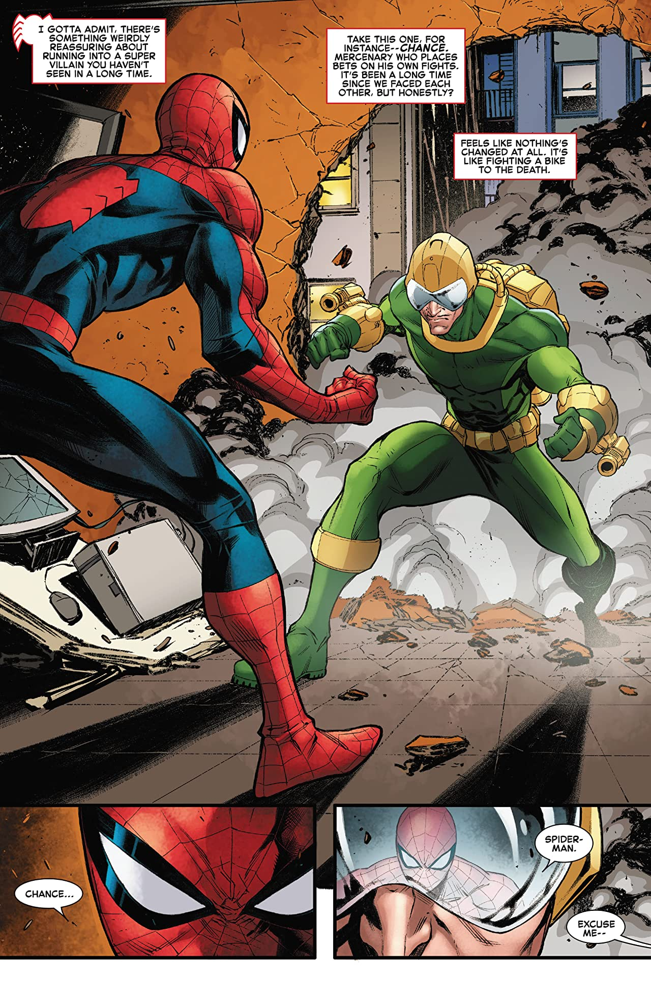 Amazing Spider-Man (2018-) #40