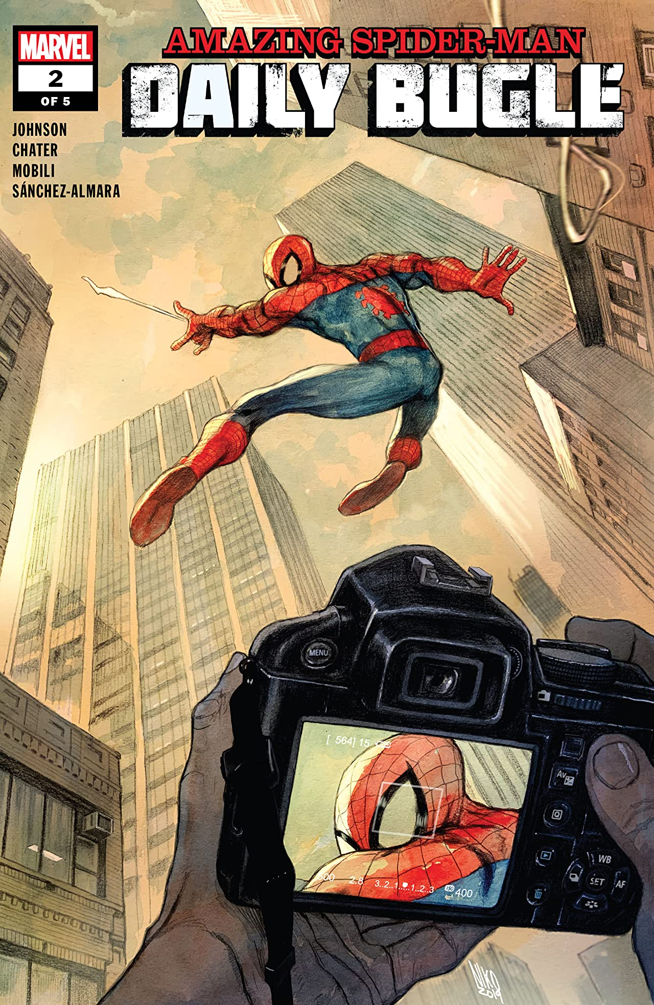 Amazing Spider-Man: The Daily Bugle (2020) #2 (of 5)