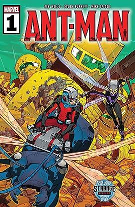 Ant-Man (2020) #1 (of 5)