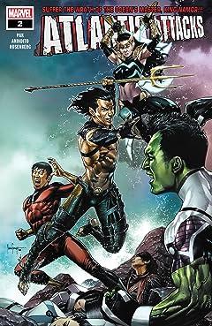 Atlantis Attacks (2020) #2 (of 5)