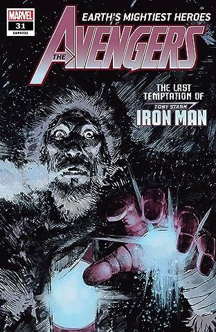 Avengers (2018-) #31