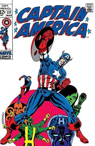 Captain America (1968-1996) No.111