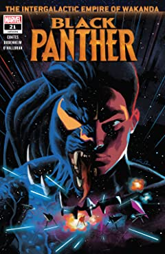 Black Panther (2018-) No.21