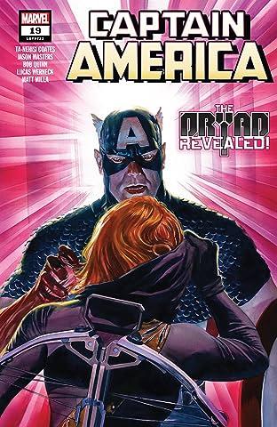 Captain America (2018-) No.19