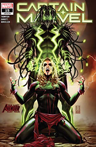 Captain Marvel (2019-) #15