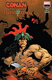 Conan: Battle For The Serpent Crown (2020) #1 (of 5)