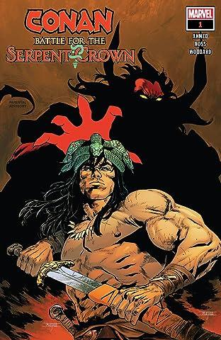Conan: Battle For The Serpent Crown (2020) No.1 (sur 5)