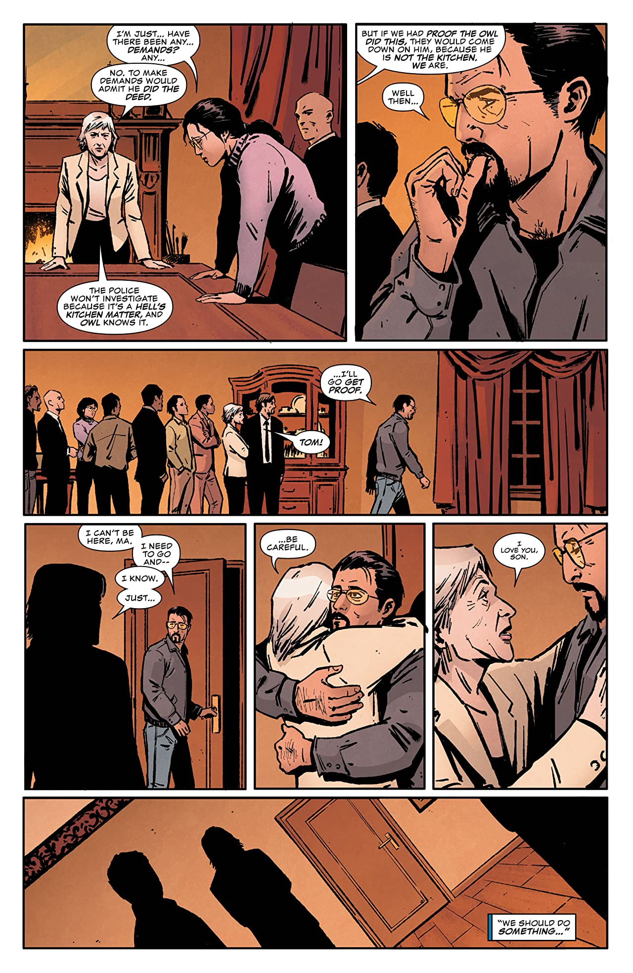 Daredevil (2019-) #18