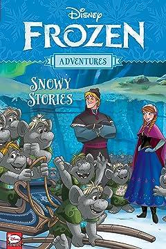 Disney Frozen Adventures: Snowy Stories