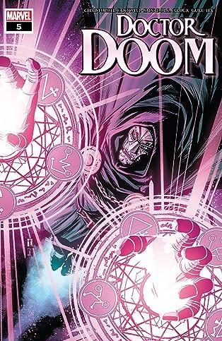 Doctor Doom (2019-) #5