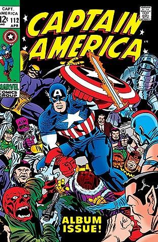 Captain America (1968-1996) No.112