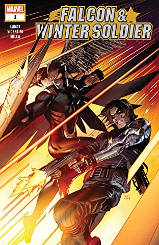 Falcon & Winter Soldier (2020) #1 (of 5)