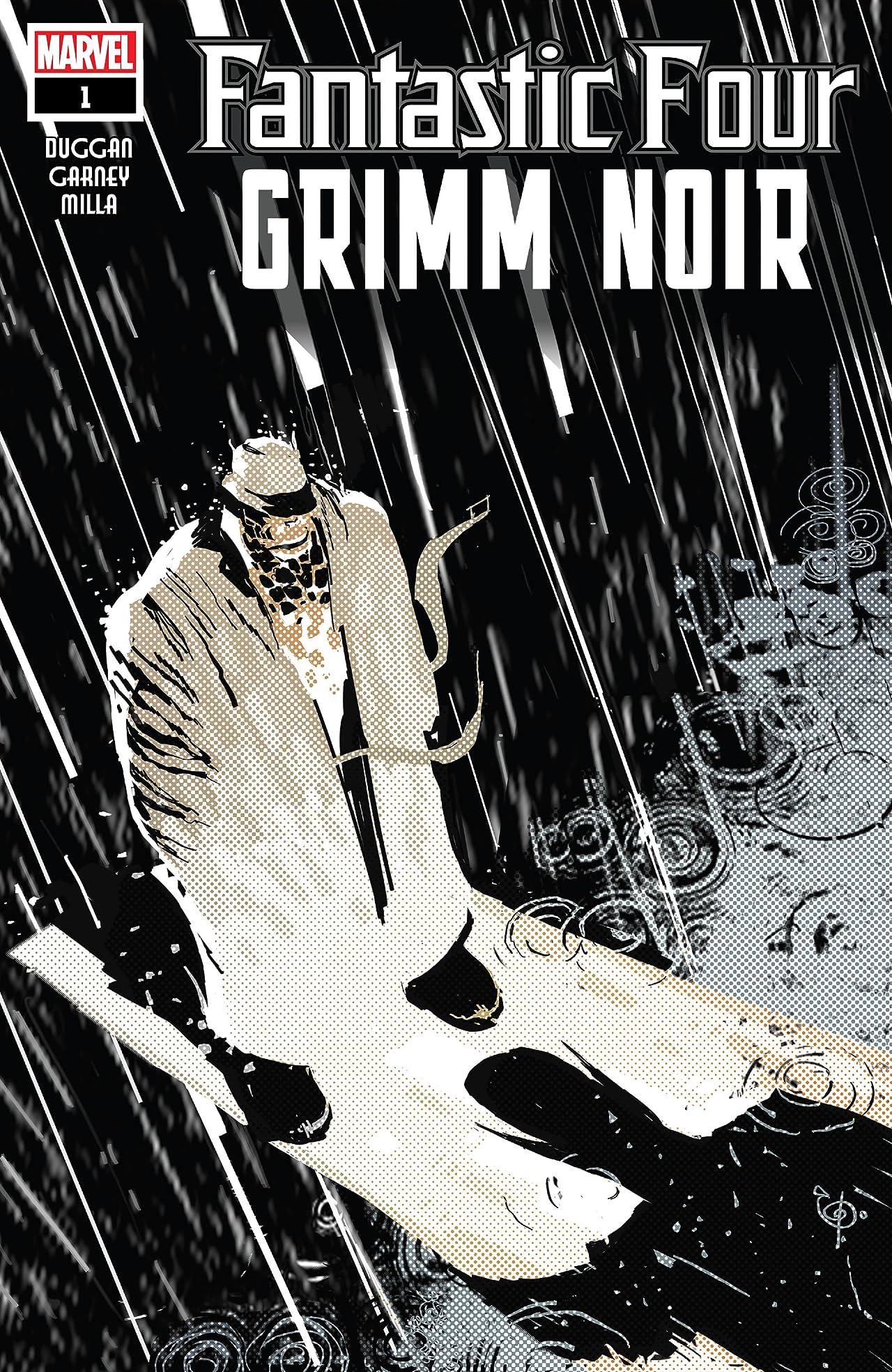 Fantastic Four: Grimm Noir (2020) No.1