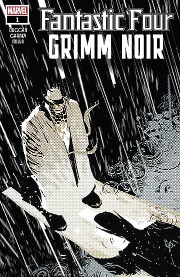 Fantastic Four: Grimm Noir (2020) #1