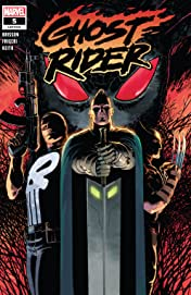 Ghost Rider (2019-) #5