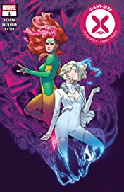 Giant-Size X-Men: Jean Grey And Emma Frost (2020) #1