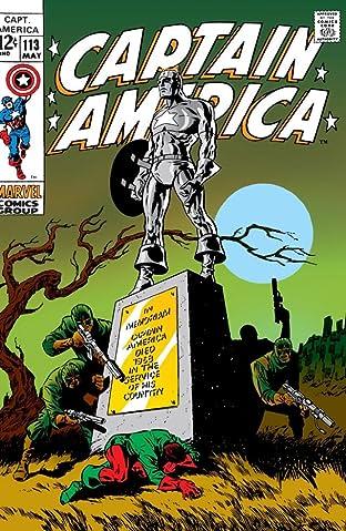 Captain America (1968-1996) No.113