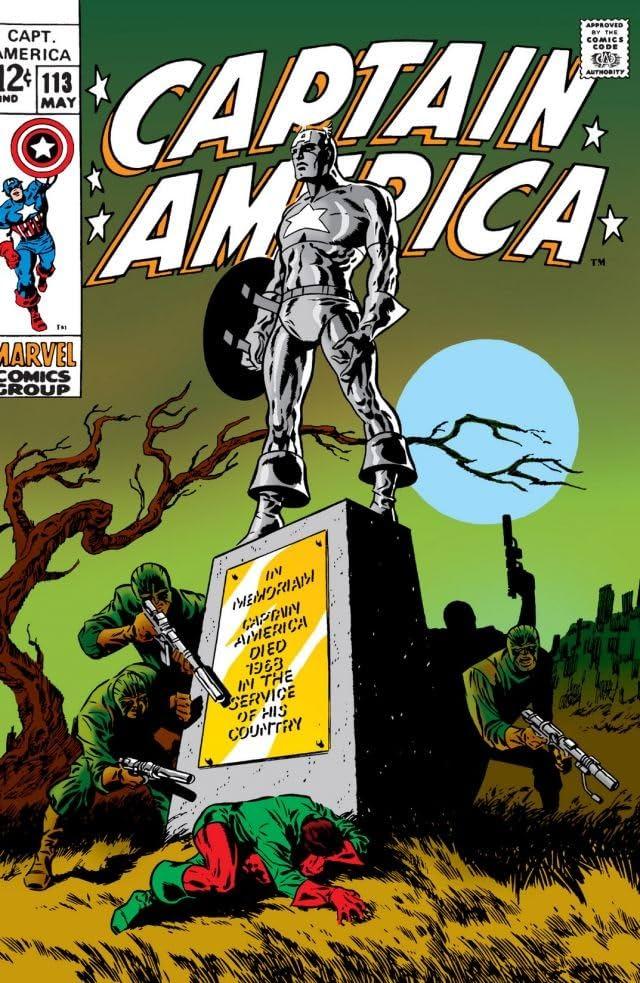 Captain America (1968-1996) #113