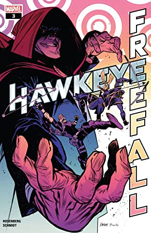 Hawkeye: Freefall (2020-) No.3