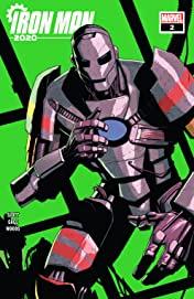 Iron Man 2020 (2020) No.2 (sur 6)