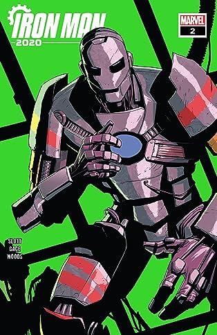 Iron Man 2020 (2020) #2 (of 6)