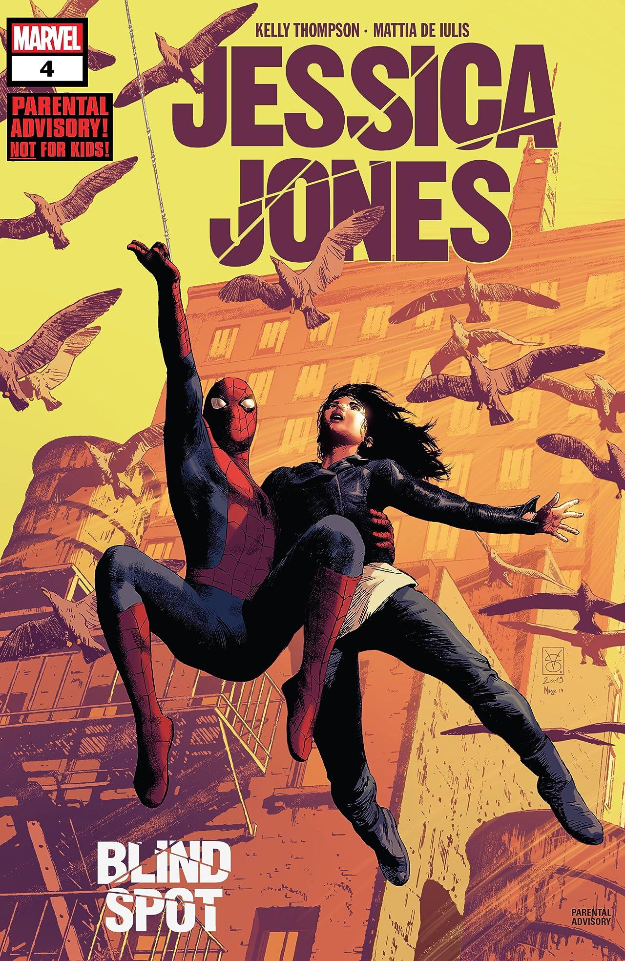 Jessica Jones: Blind Spot (2020) No.4 (sur 6)