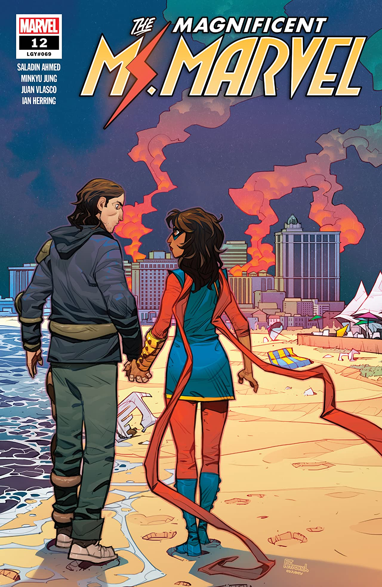 Magnificent Ms. Marvel (2019-) #12