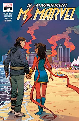 Magnificent Ms. Marvel (2019-) No.12